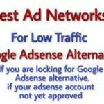 Best CPM Ad Network for Low Traffic websites