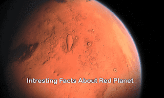 30+ Fun Facts about Mars