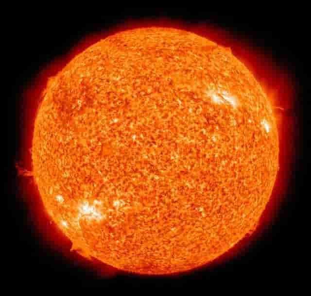 Fun Facts Of The Sun and Layers of The Sun